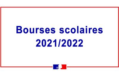 Campagne des bourses scolaires 2021/2022