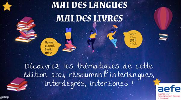 Mai des langues